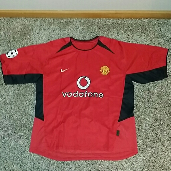 quality design ca4a2 275ca Nike Manchester United Ruud van Nistelrooy Jersey